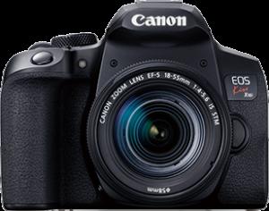 Canon EOS Kiss